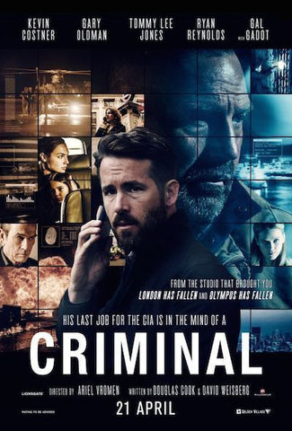Criminal (2016) (HNR) - Anthology Ottawa
