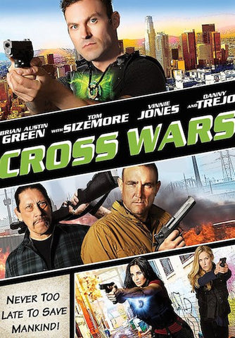 Cross Wars (2017) (HNR)