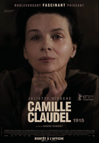 Camille Claudel 1915 (2013) (IC) - Anthology Ottawa