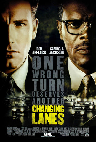 Changing Lanes (2002) (C) - Anthology Ottawa