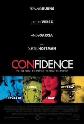 Confidence (2003) (C) - Anthology Ottawa