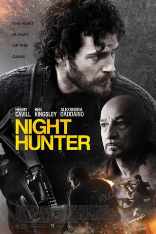 Night Hunter (2018) (HNR)