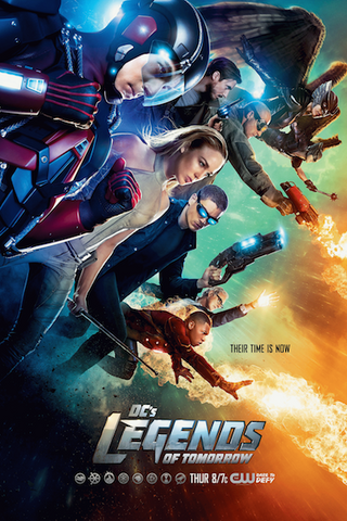 Legends of Tomorrow: The Complete First Season (2016) (THNR14) - Anthology Ottawa