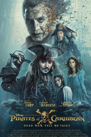 Pirates of the Caribbean: Dead Men Tell No Tales (2017) (HNR) - Anthology Ottawa