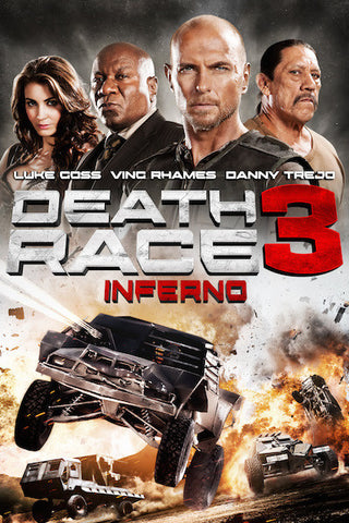 Death Race 3: Inferno (2013) (C) - Anthology Ottawa