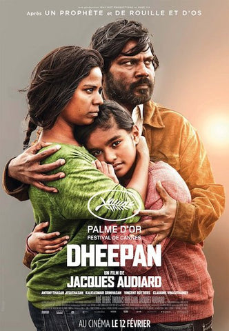 Dheepan (2015) (HNR) - Anthology Ottawa