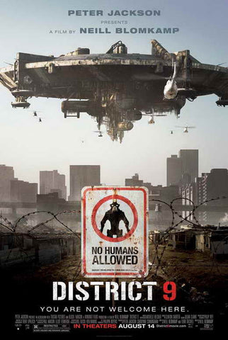 District 9 (2009) (C) - Anthology Ottawa