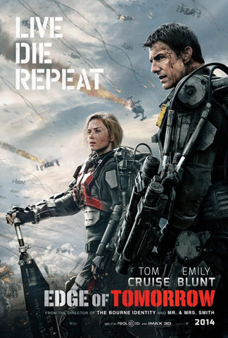 Edge of Tomorrow (2014) (C) - Anthology Ottawa