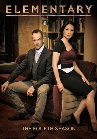 Elementary: The Fourth Season (2015) (THNR14) - Anthology Ottawa