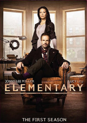 Elementary: The First Season (2012) (TC14) - Anthology Ottawa
