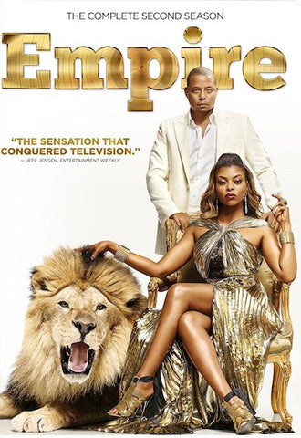 Empire: The Complete Second Season (2015) (THNR14) - Anthology Ottawa