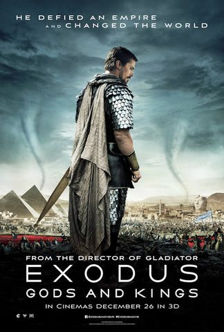 Exodus: Gods and Kings (2014) (7NR) - Anthology Ottawa