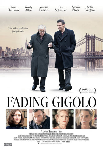 Fading Gigolo (2013) (C) - Anthology Ottawa