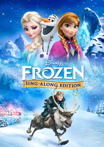 Frozen: Sing-Along Edition (2013) (C) - Anthology Ottawa