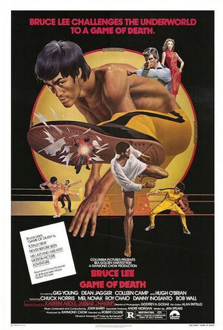 Game of Death (1978) (SC) - Anthology Ottawa