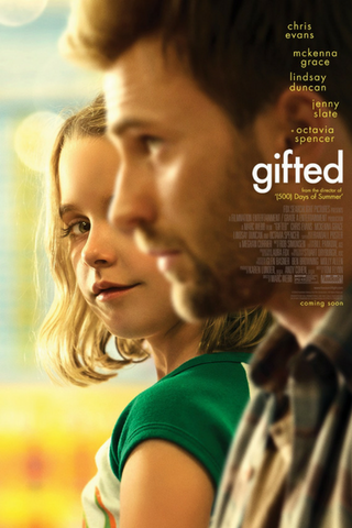 Gifted (2017) (HNR)