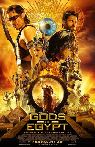 Gods of Egypt (2016) (HNR) - Anthology Ottawa