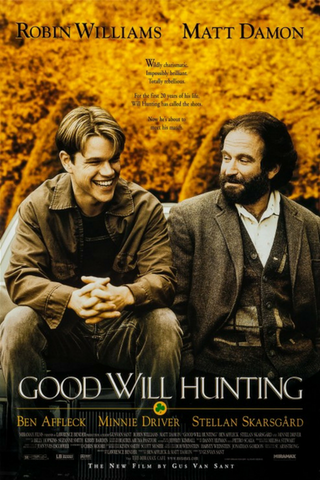 Good Will Hunting (1997) (C) - Anthology Ottawa