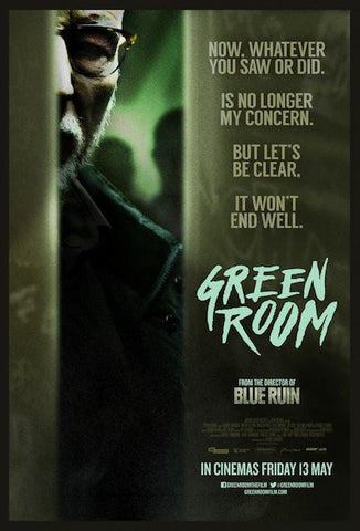 Green Room (2015) (HNR) - Anthology Ottawa