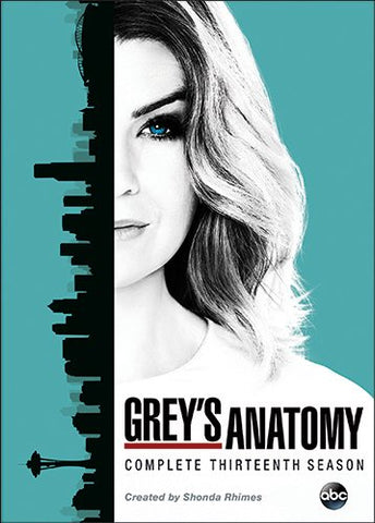 Grey's Anatomy: Complete Thirteenth Season (2016) (THNR14) - Anthology Ottawa