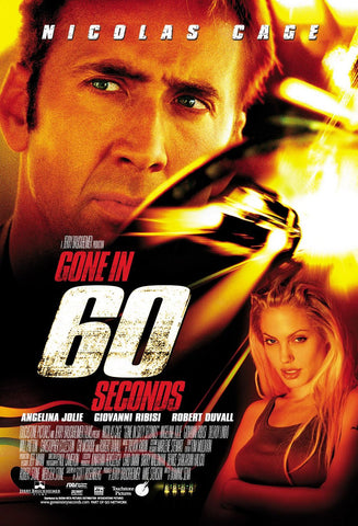 Gone In 60 Seconds (aka Gone In Sixty Seconds) (2000) (C) - Anthology Ottawa