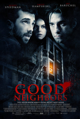 Good Neighbors (aka Good Neighbours) (2010) (C) - Anthology Ottawa