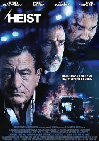 Heist (2015) (HNR) - Anthology Ottawa