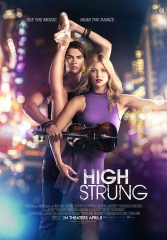 High Strung (2016) (HNR) - Anthology Ottawa