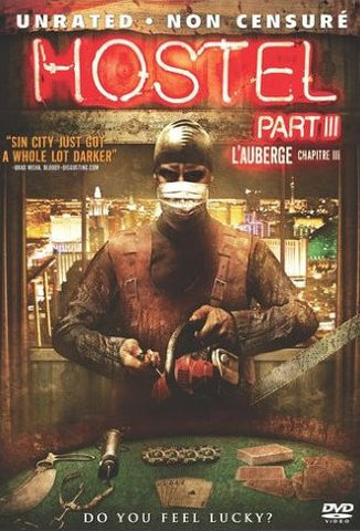 Hostel Part III (2011) (C) - Anthology Ottawa