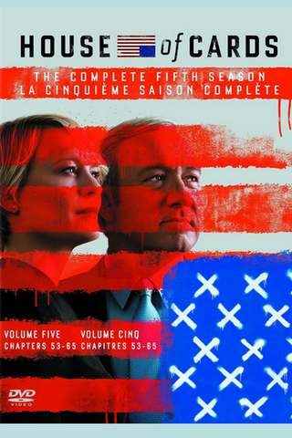 House of Cards: The Complete Fifth Season (2017) (THNR14) - Anthology Ottawa