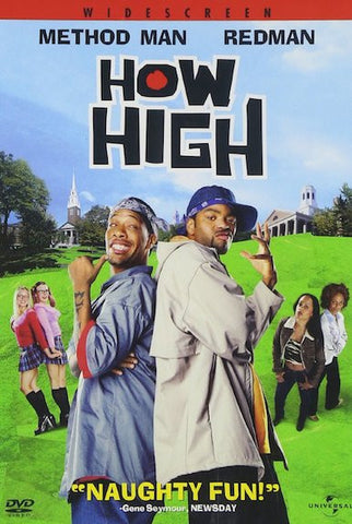 How High (2001) (C) - Anthology Ottawa