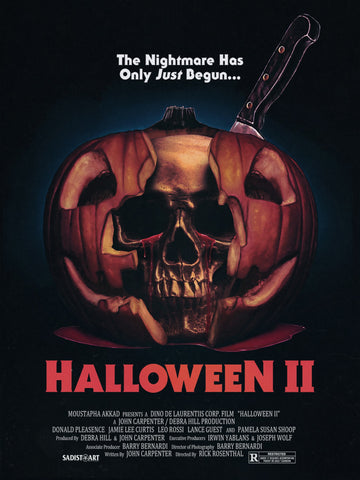 Halloween II (1981) (C) - Anthology Ottawa