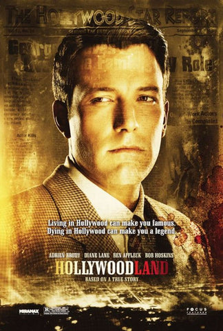 Hollywoodland (2006) (C) - Anthology Ottawa