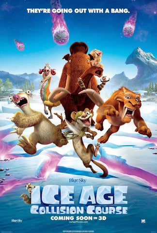 Ice Age: Collision Course (2016) (HNR) - Anthology Ottawa