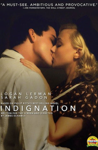Indignation (2016) (HNR) - Anthology Ottawa