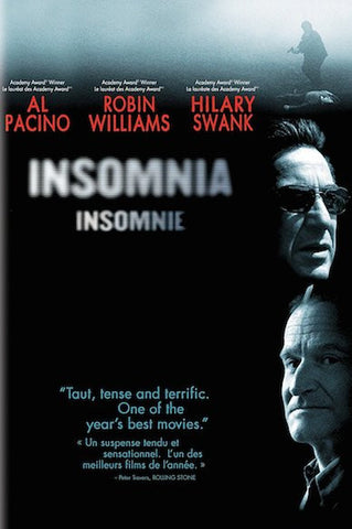 Insomnia (2002) (C) - Anthology Ottawa