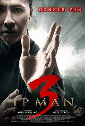 Ip Man 3 (2015) (HNR) - Anthology Ottawa