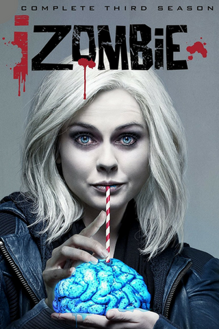 iZombie: The Complete Third Season (2017) (THNR14) - Anthology Ottawa