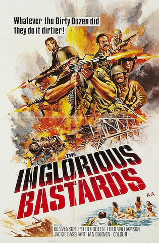 The Inglorious Bastards (1978) (RC) - Anthology Ottawa