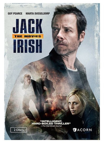 Jack Irish: The Movies (2012-14) (THNR) - Anthology Ottawa