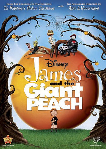 James and the Giant Peach (1996) (C) - Anthology Ottawa