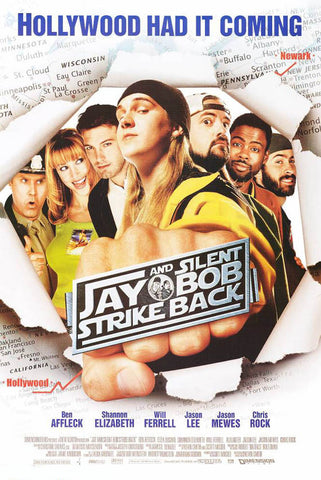 Jay and Silent Bob Strike Back (2001) (C) - Anthology Ottawa