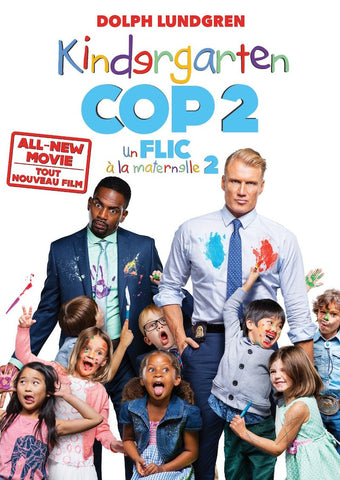 Kindergarten Cop 2 (2016) (HNR) - Anthology Ottawa