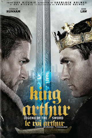 King Arthur: Legend of the Sword (2017) (HNR)