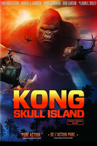 Kong: Skull Island (2017) (HNR) - Anthology Ottawa