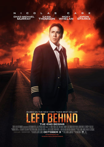 Left Behind (2014) (7NR) - Anthology Ottawa