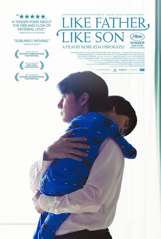 Like Father, Like Son (2013) (IC) - Anthology Ottawa