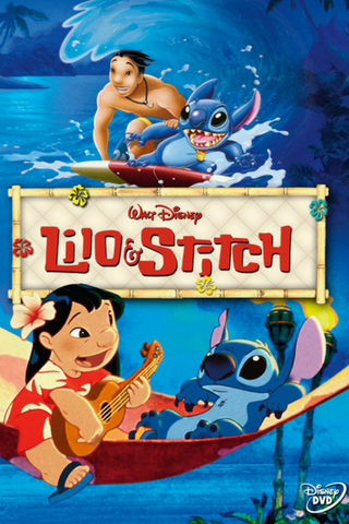 Lilo and Stitch (2002) (C) - Anthology Ottawa