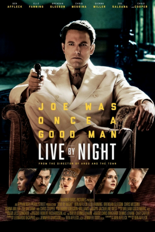 Live By Night (2016) (HNR) - Anthology Ottawa