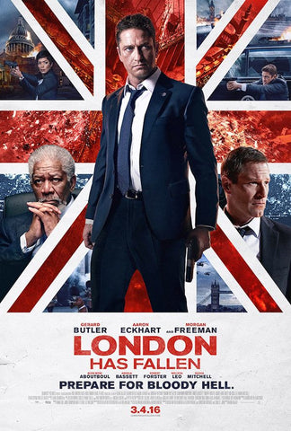 London Has Fallen (2016) (HNR) - Anthology Ottawa